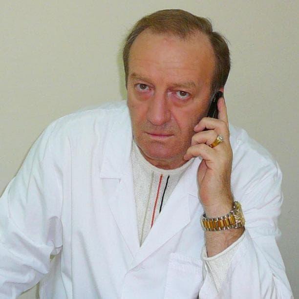 Константин Юрьевич Олешко, врач-кардиолог со стажем работы 23 года